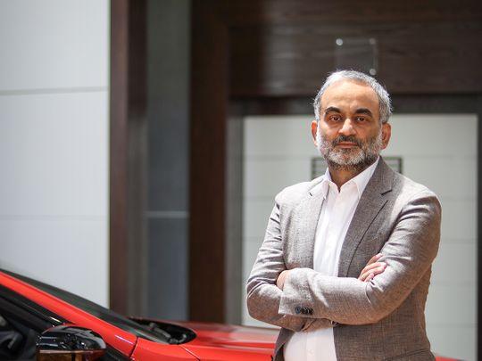 Syed Faiz Karim, General Manager, Abu Dhabi Motors