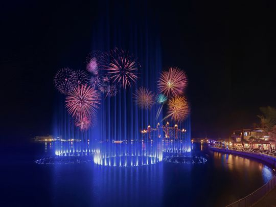 The Pointe celebrates opening day of Expo 2020
