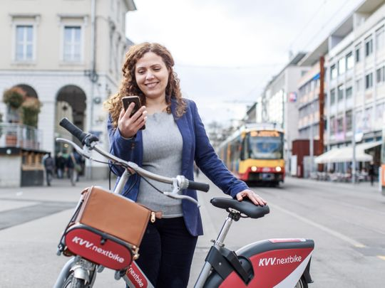 To encourage more people to avoid personal car use, regional mobility platforms are a promising option