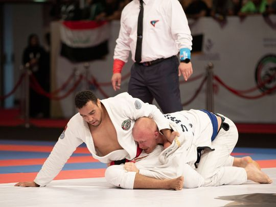 Global jiu-jitsu returns to Abu Dhabi