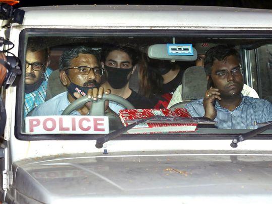 NCB takes Aryan Khan, Arbaz Seth Merchant and Munmun Dhamecha