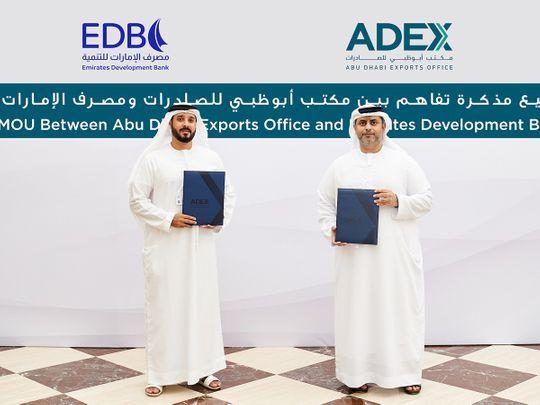 Stock - ADEX and EDB partnership