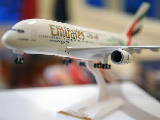 Stock - Emirates airline