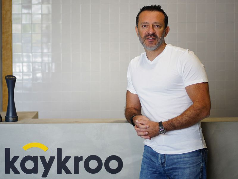 Stock - Jihad El-Eit, founder and CEO of Kaykroo