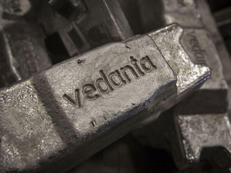 Stock - Vedanta