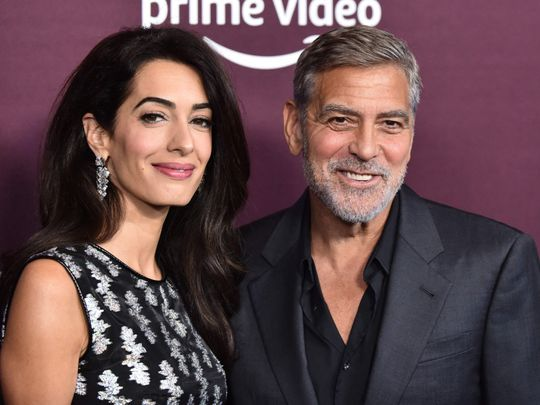 Amal and George Clooney-1633433931909