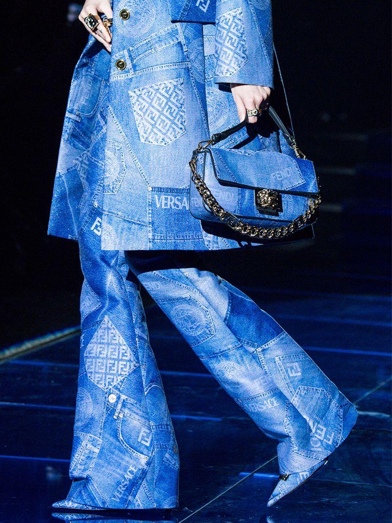 Gulf News The Kurator Fendace Donatella Versace