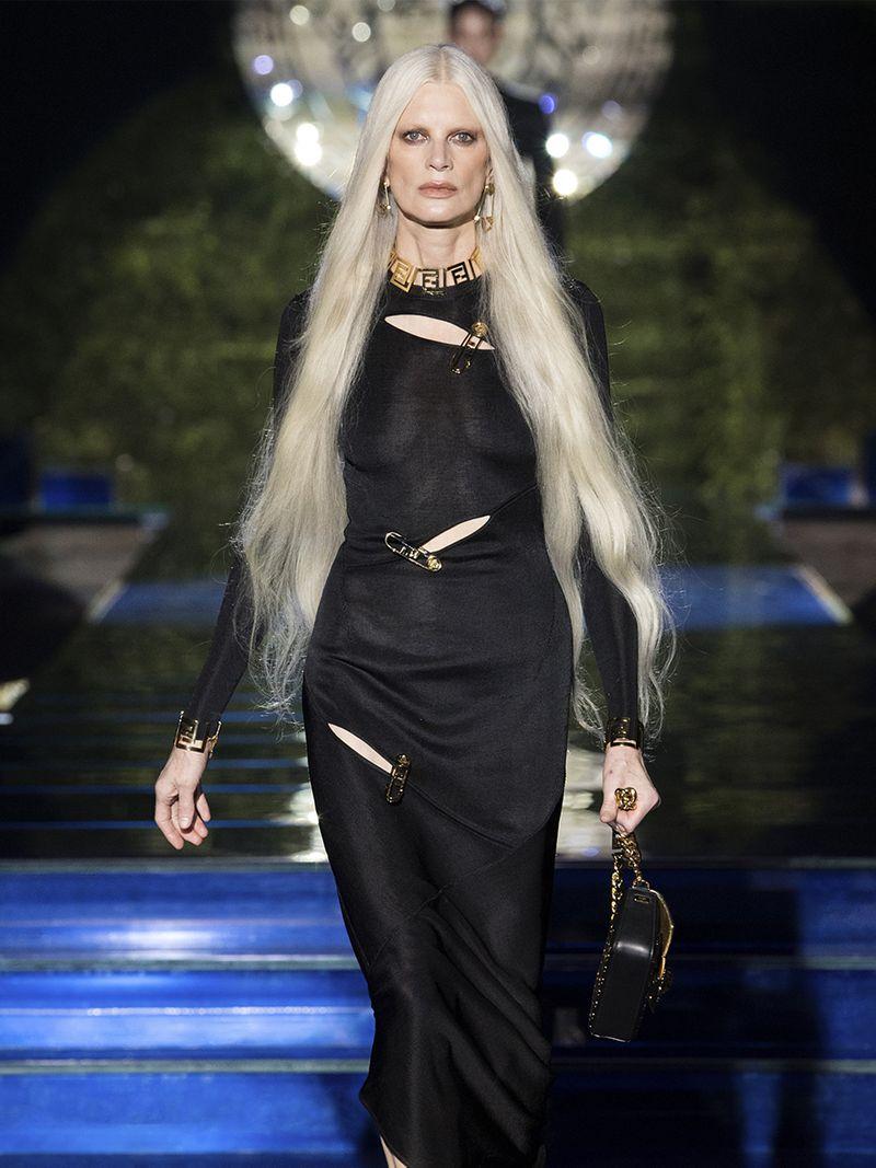 Gulf News The Kurator Fendi Versace Kristen McMenamy