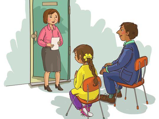Parents and teachers