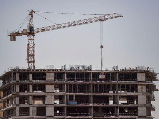 Stock - UAE construction