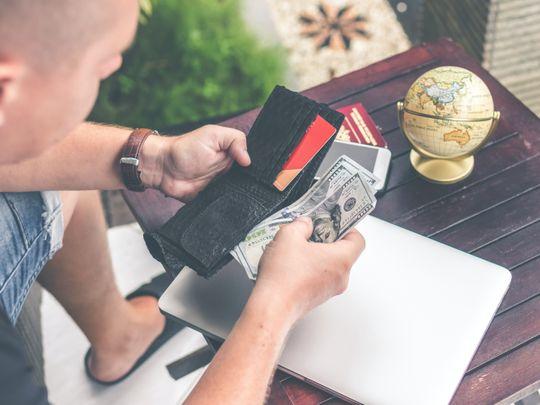 Travel cash card