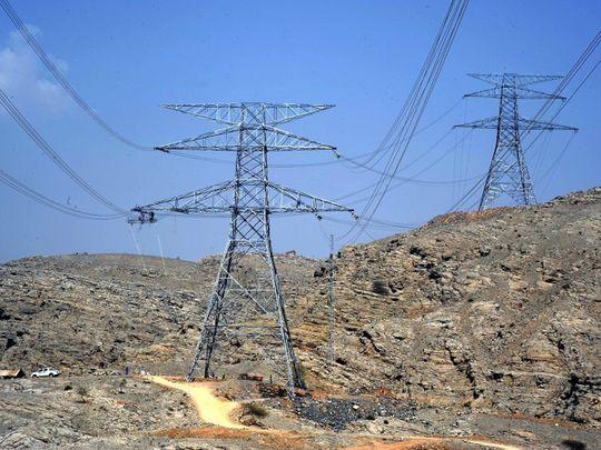400kV Fujairah- Ras Al Khaimah-1633529833760
