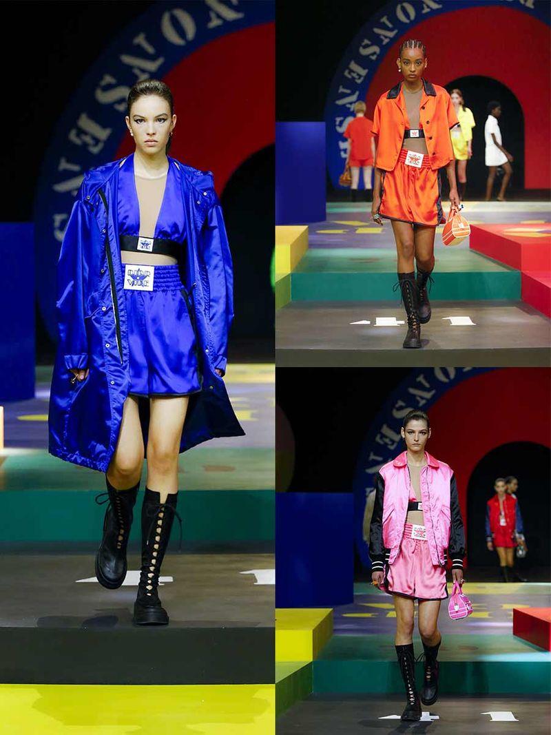 Gulf News The Kurator Dior Summer 2022 Boxing Suit