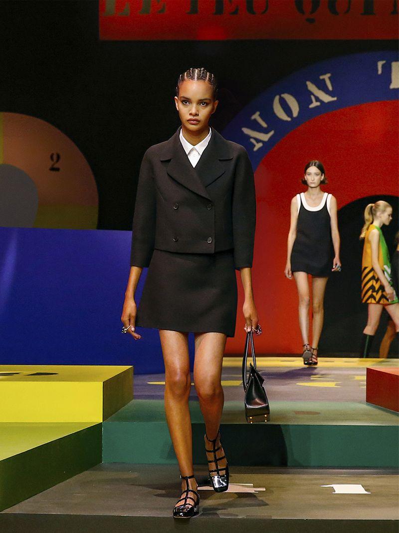 Gulf News The Kurator Dior Summer 2022 Slim Look Marc Bohan