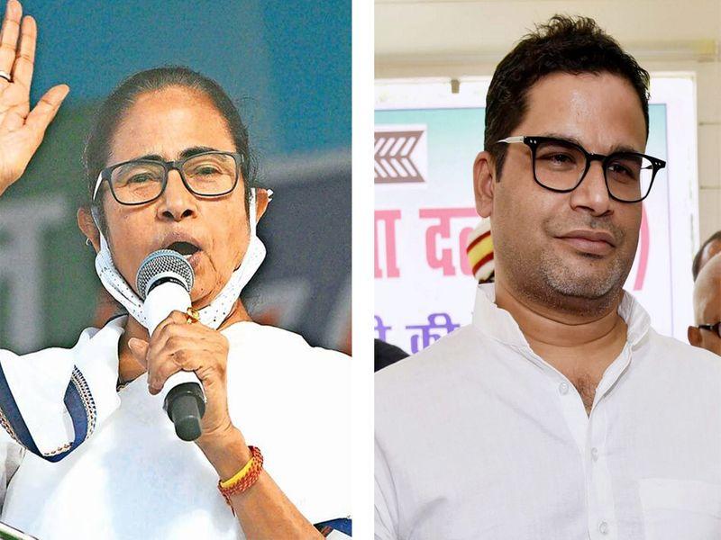 PK Banerjee Prashant Kishore