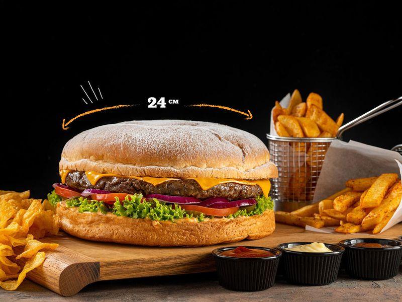 Bigg Boss Burger