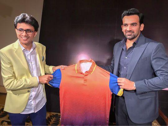 IPL-Anis Sajan & Zaheer Khan