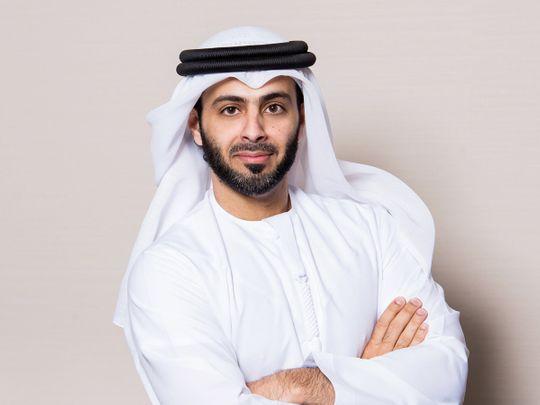 Stock - du chairman Malek Sultan Rashed Al Malek