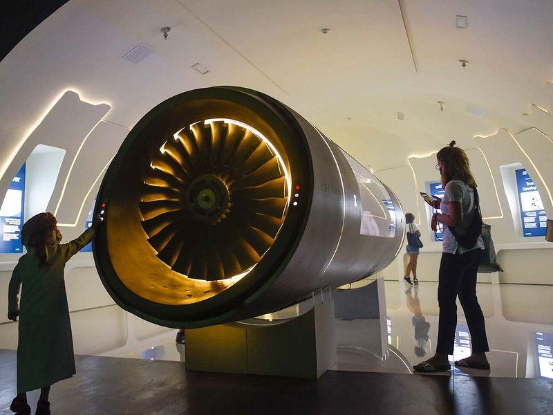 expo hyperloop