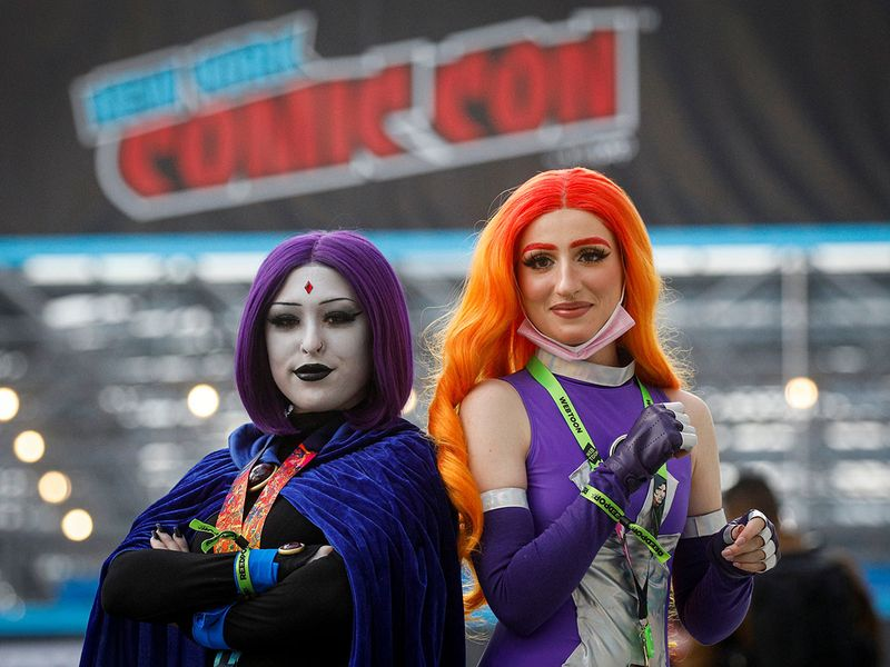 2021-10-07T212655Z_978541469_RC245Q9P5MH1_RTRMADP_3_USA-COMICCON-NEW-YORK-(Read-Only)