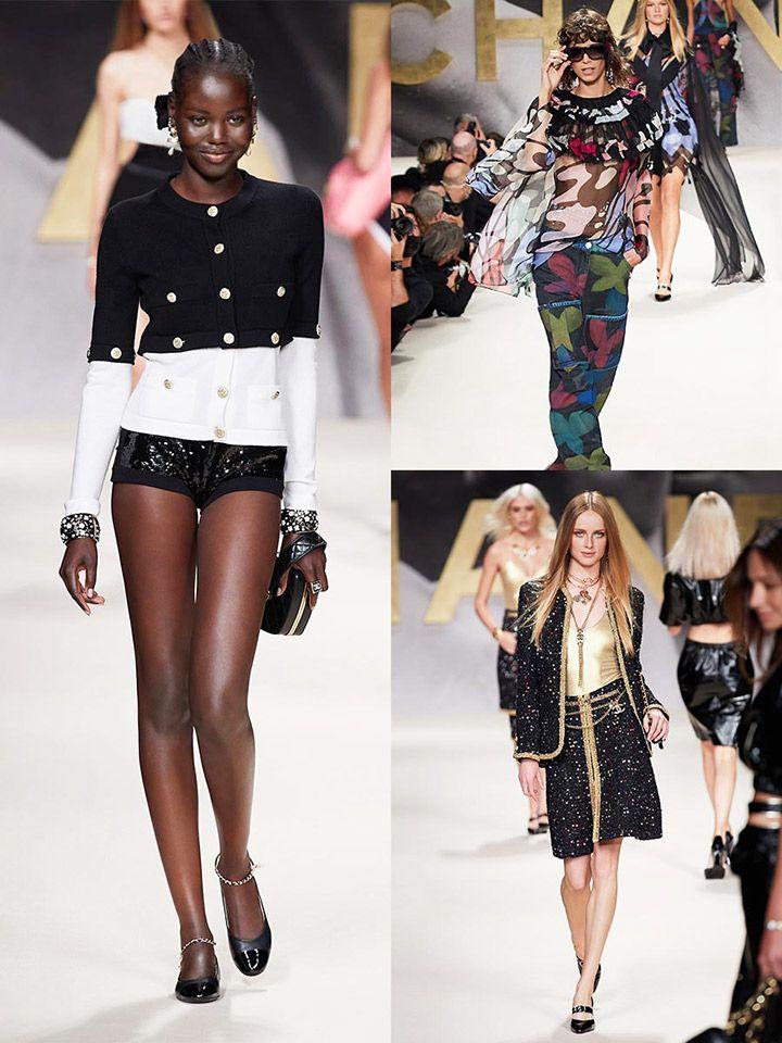 Gulf News The Kurator Chanel Summer 2022 Top Models