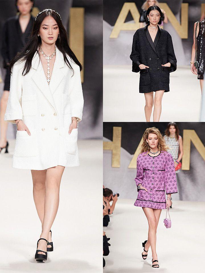 Gulf News The Kurator Chanel Summer 2022 Tweed Jacket