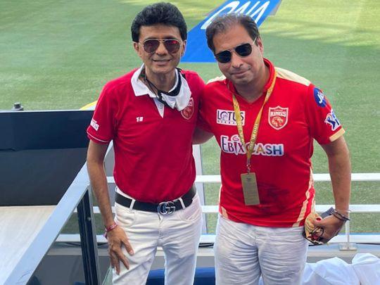 IPL-Anis Sajan & Mohit Burman
