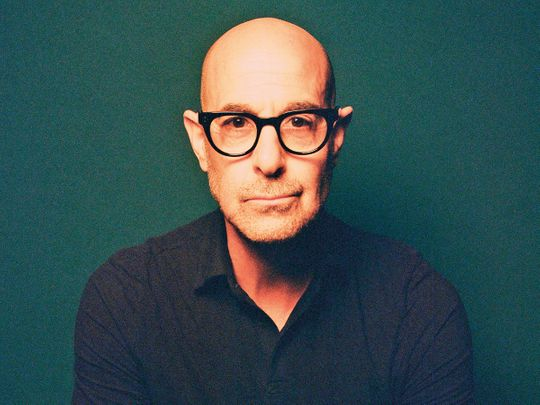 Stanley Tucci in London on Sept. 23, 2021