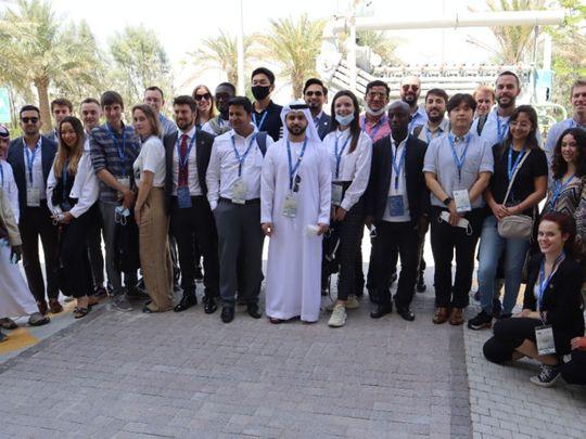 Emirati engineer