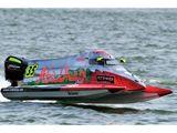 Rashed Al Qemzi of Team Abu Dhabi