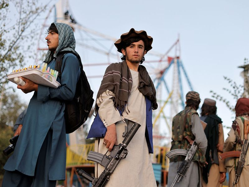 Taliban day off gallery