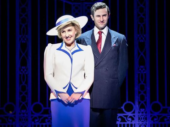 A still from 'Diana The Musical'