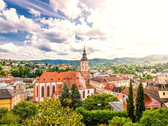 Baden Baden travel Germany