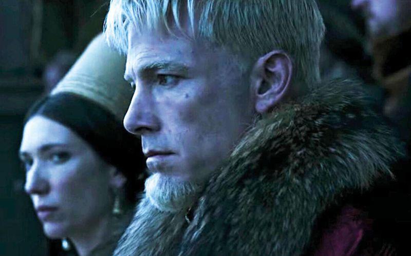 Ben Affleck in 'The Last Duel'
