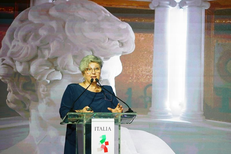 Grazia Tucci, Professor at the Department of Civil and Environmental Engineering University of Florence, Italy