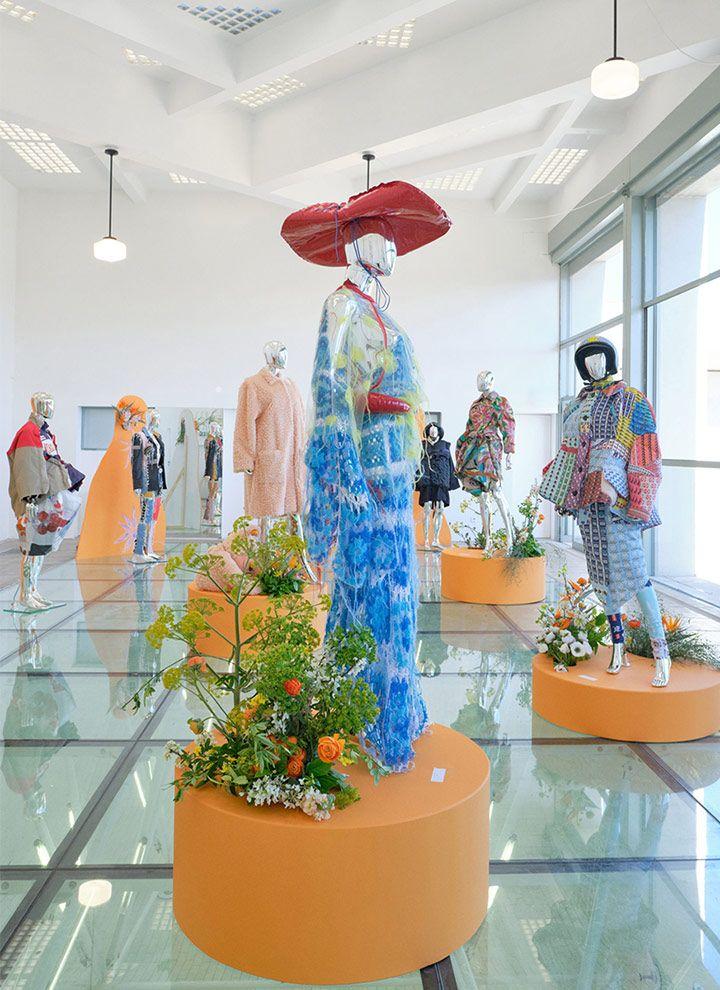 Gulf News The Kurator Fashion Showroom