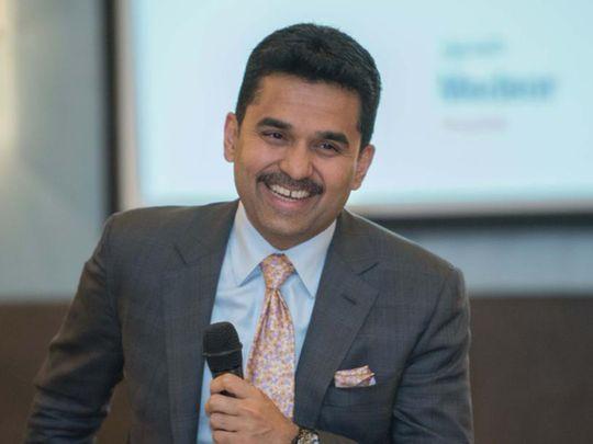 Stock - Dr. Shamsheer Vayalil of VPS Healthcare