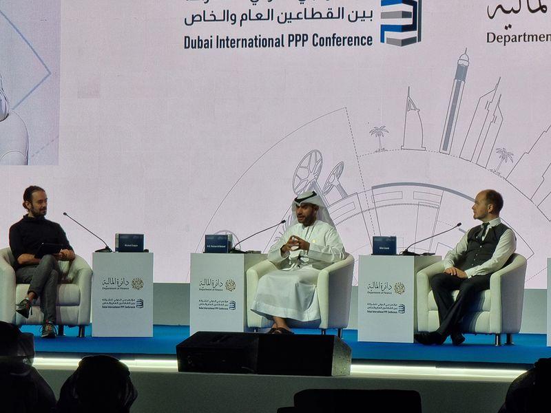 Stock - PPP Conference Dubai