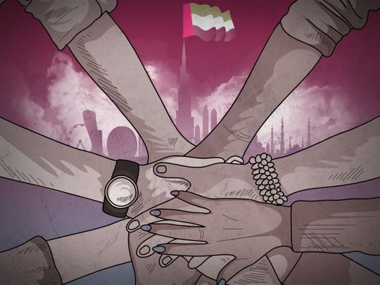 Arab Youth Survey unity