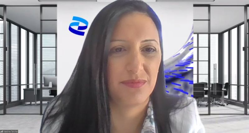Dr. Nadine Tarcha, Gulf Medical Director, Pfizer-1634046886363