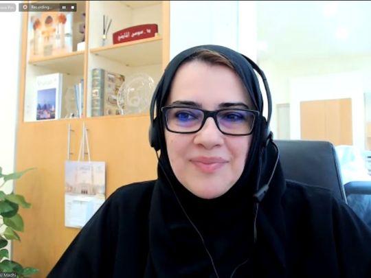 Dr. Sawsan Al Madhi, Director General  FOCP-1634046888077