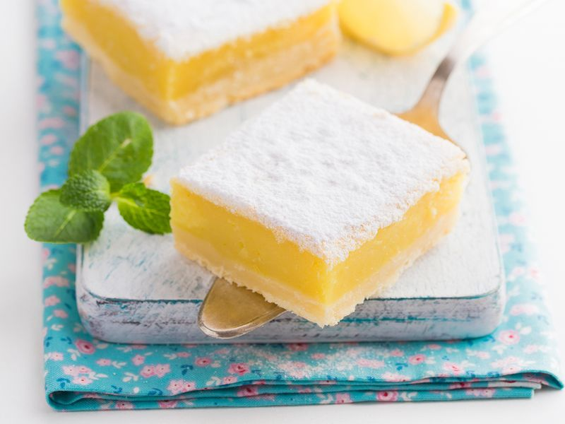 Lemon pie recipe. Image used for illustrative purpose only