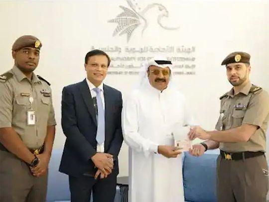 UAE Golden Visa for Actor Siddique-1634037413000