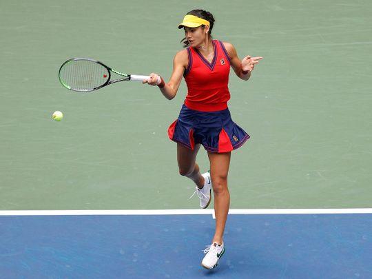 US Open Champion Emma Raducanu is coming to Abu Dhabi