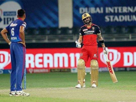 Virat Kohli and Royal Challengers Bangalore came up short against Royal Challengers Bangalore