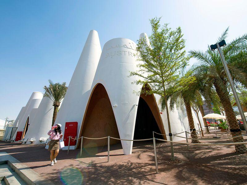 austria pavilion expo 2020