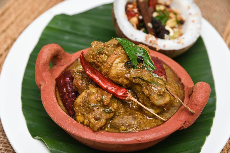 Bengali masala chicken