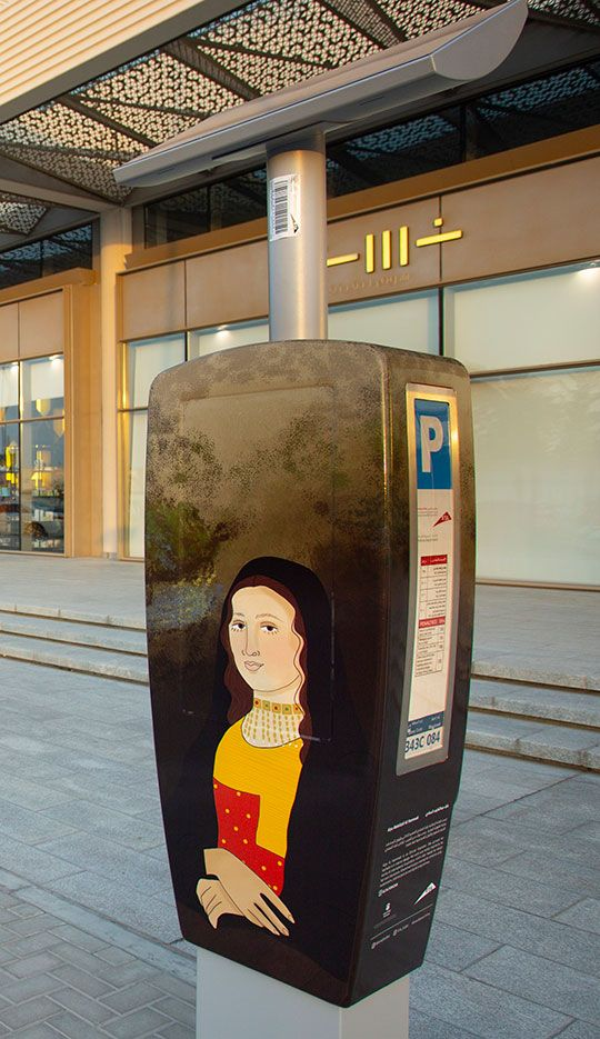 Parking Metres Project