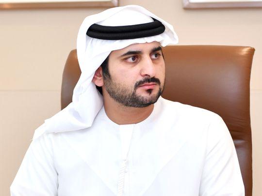 Sheikh Maktoum bin Mohammed bin Rashid Al Maktoum, Deputy Ruler of Dubai and Deputy Prime Minister and Minister of Finance
