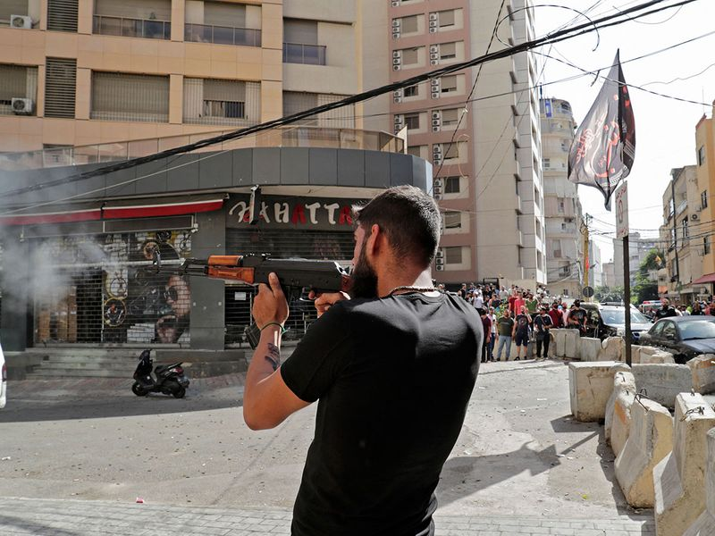 Beirut rally gallery